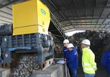 工业危险废物破碎机与筛分技术